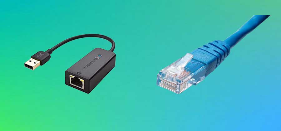 How To Connect Ethernet Cable To Laptop Without Ethernet Port?